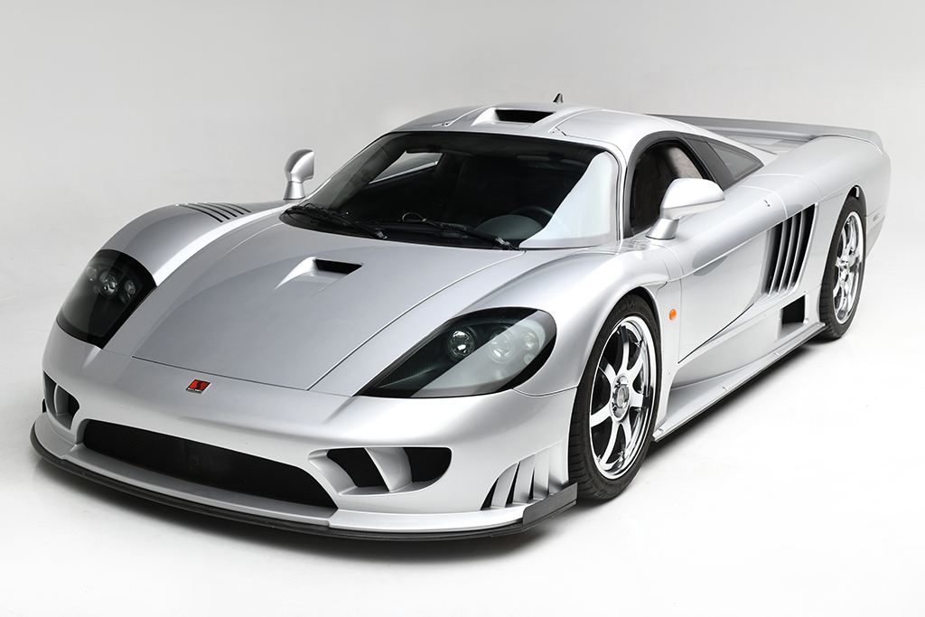 Saleen S7 For Sale >> 2005 Saleen S7 Twin Turbo Supercar For Sale Scottsdale Auction