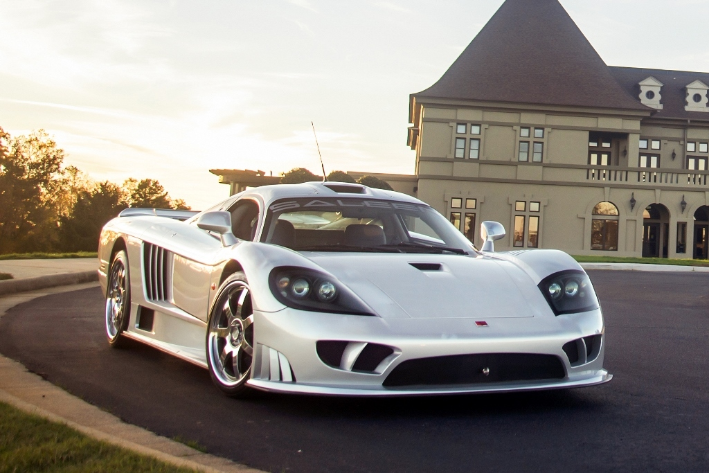 The All American Saleen S7 Supercar One Of Only Four Naturally ...