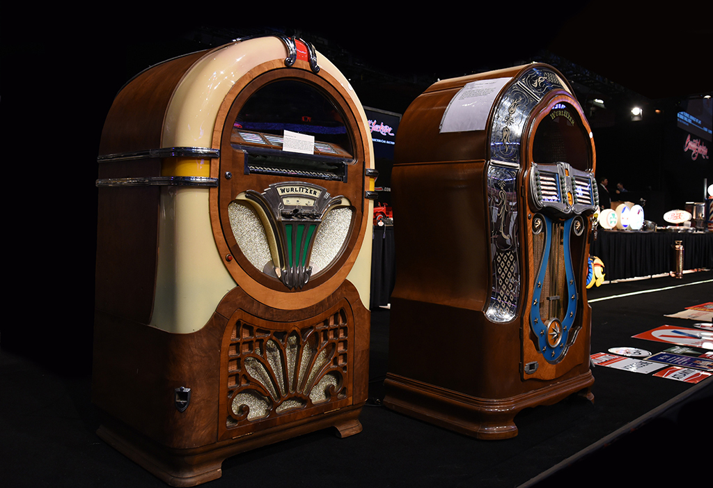 Vintage Jukeboxes History Automobilia Auction Antiques Memorabilia