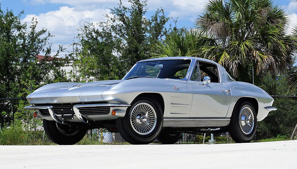 1963 Chevrolet Corvette Split Window For Sale Classic Car