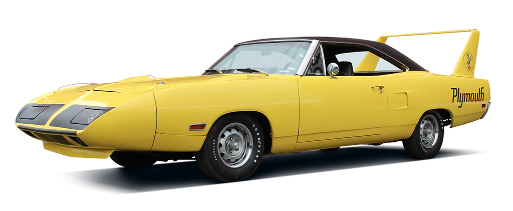 Representing The Legacy Of Superbird NASCAR Program This 1970 Plymouth Lot