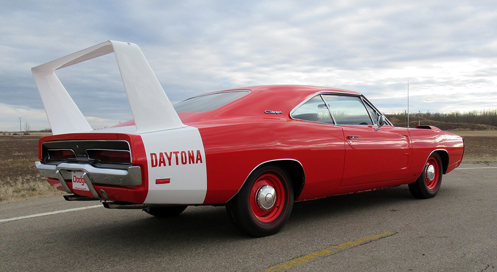 1969 Dodge Daytona 1970 Plymouth Road Runner Superbird Re