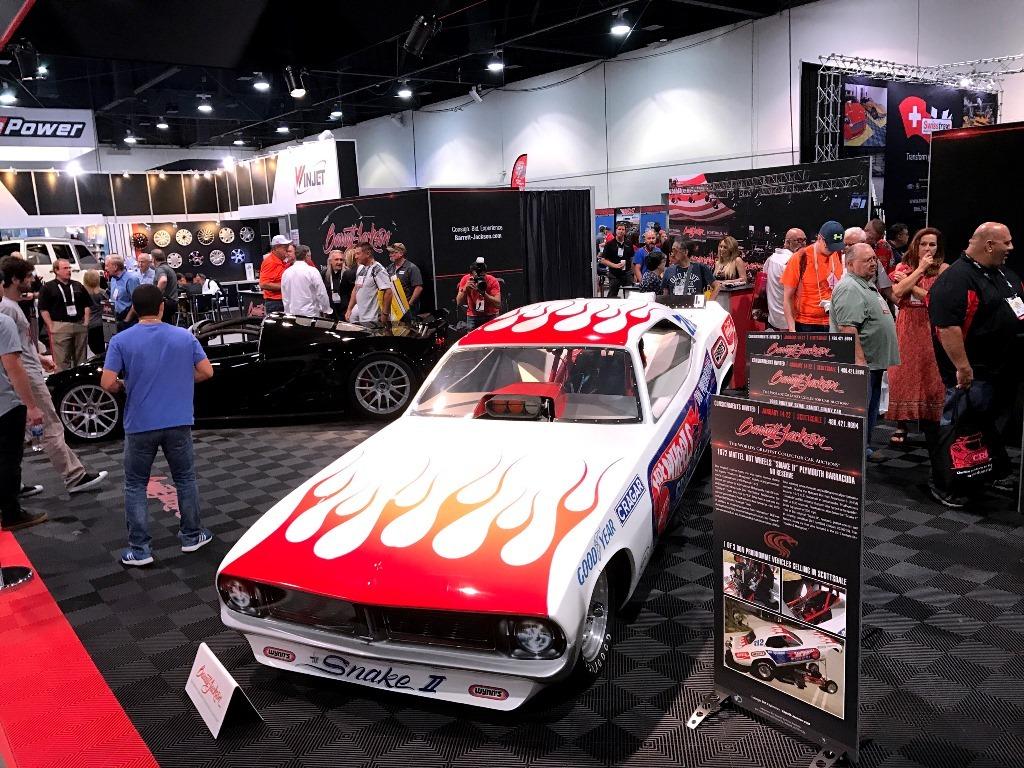 Sema Show Cars At Barrett Jackson Scottsdale Auction - Barrett jackson car show