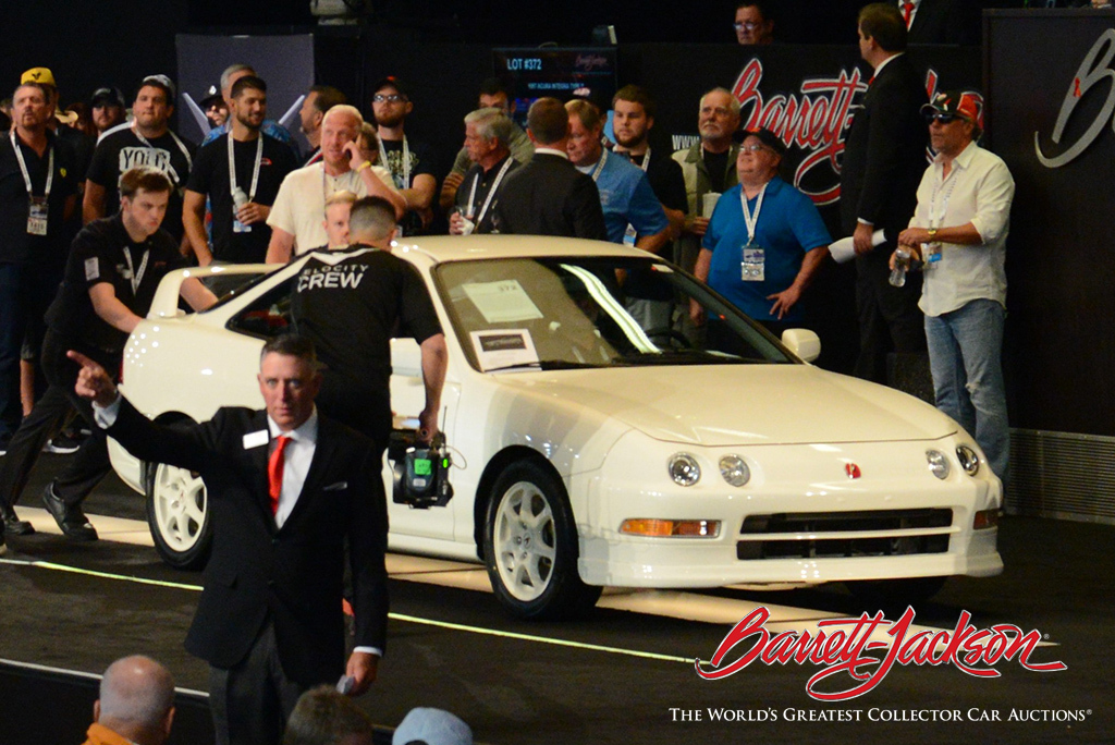 Las Vegas Collector Car Auction Mandalay Bay Day Two Highlights
