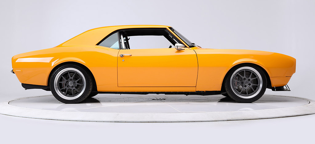 1968 Chevrolet Camaro Custom Coupe For Sale At Northeast Auction