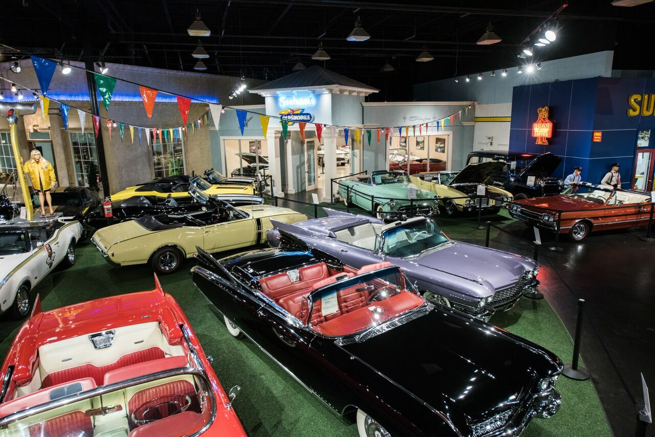 John Staluppi Cars Of Dreams Collection Classic Cars For Sale Florida - Palm beach car show