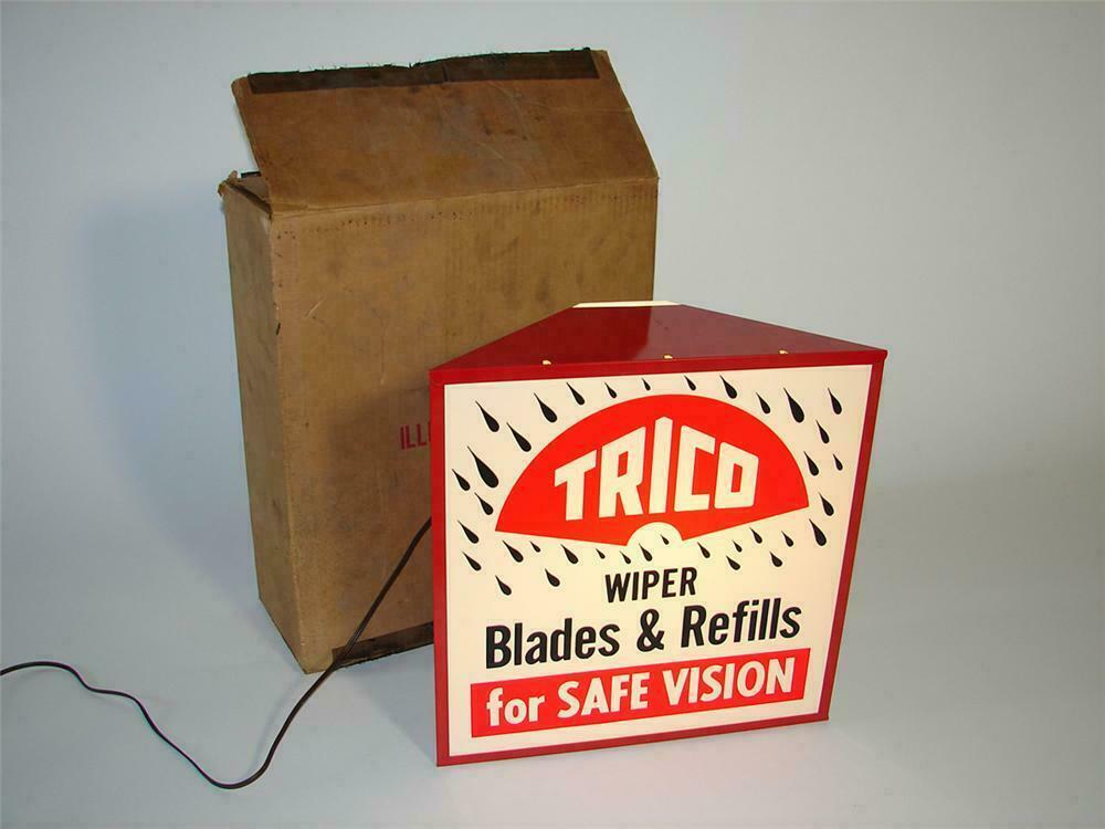 Neat N O S  Trico Wiper Blades and Refills light-up station s