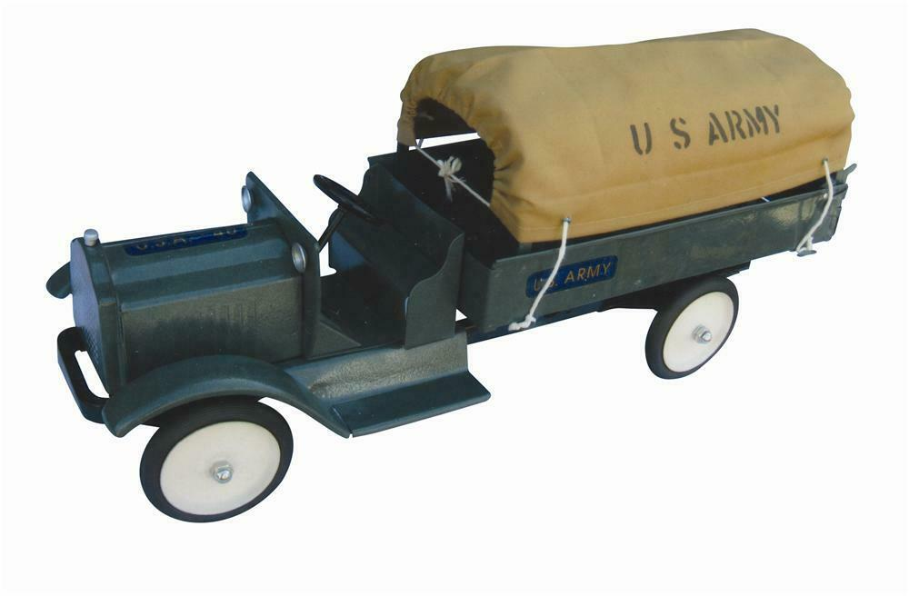 1929 Keystone Army Truck restored to perfection with canvas t