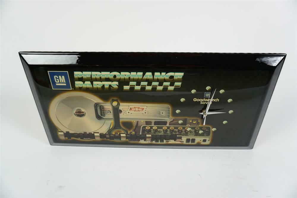 NOS GM Performance Parts battery operated service department
