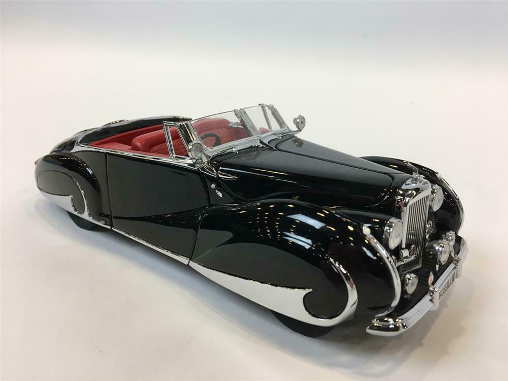 1947 Bentley Mark VI Franay Fanklin Mint 1/24 scale model  Pr