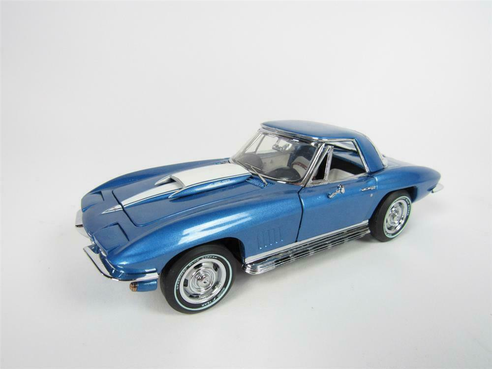 Killer 1967 Corvette 427 Stingray L89 Franklin Mint LE 1:24 s