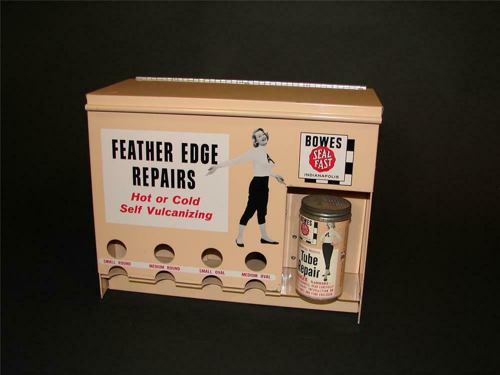 N O S  Bowes Feather Edge Repairs service station tube repair