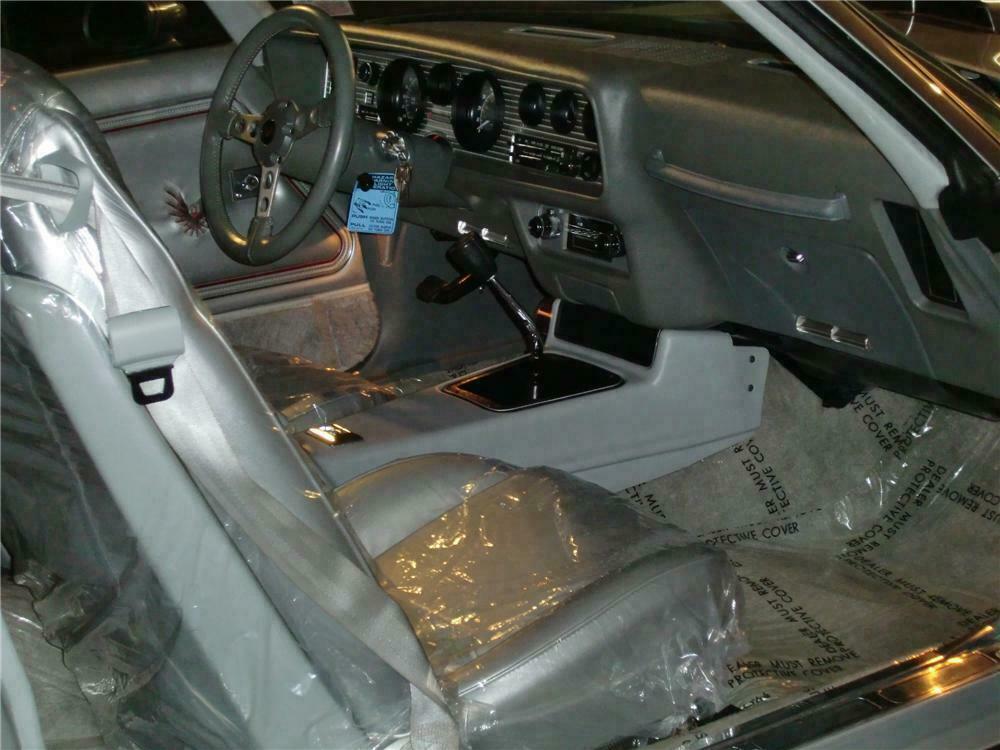 1979 Pontiac Firebird Trans Am 10th Anniversary Edition