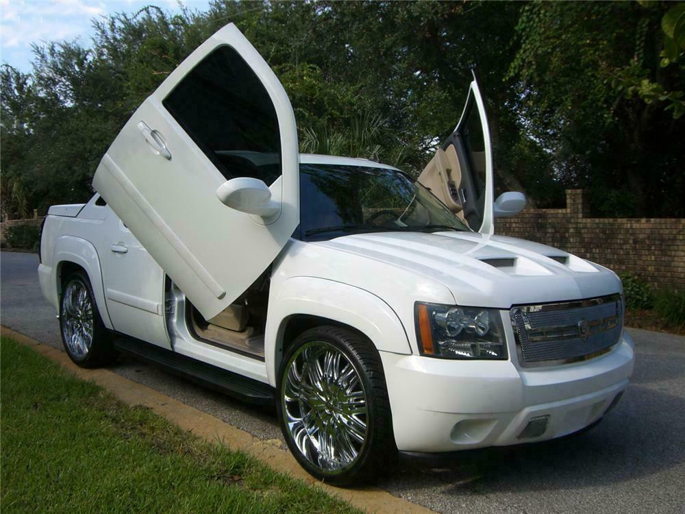 2007 Chevrolet Avalanche Custom Pickup
