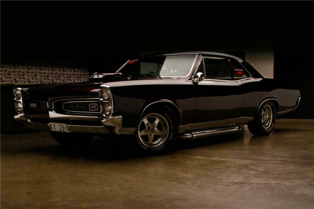 1967 PONTIAC GTO CUSTOM HARDTOP 'XXX MOVIE CAR'