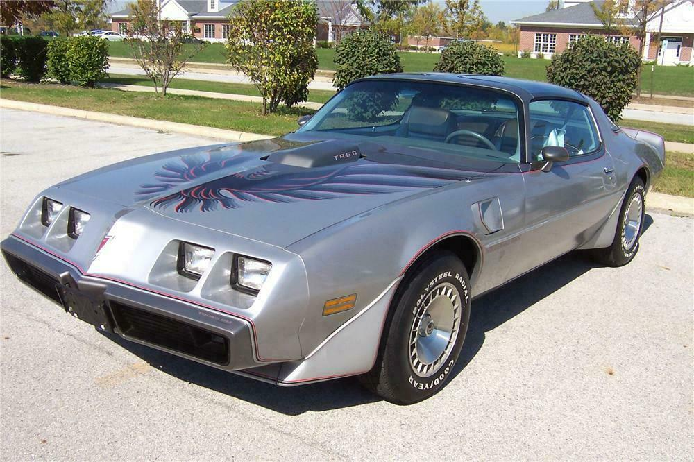 1979 Pontiac Trans Am 10th Anniversary Edition Coupe