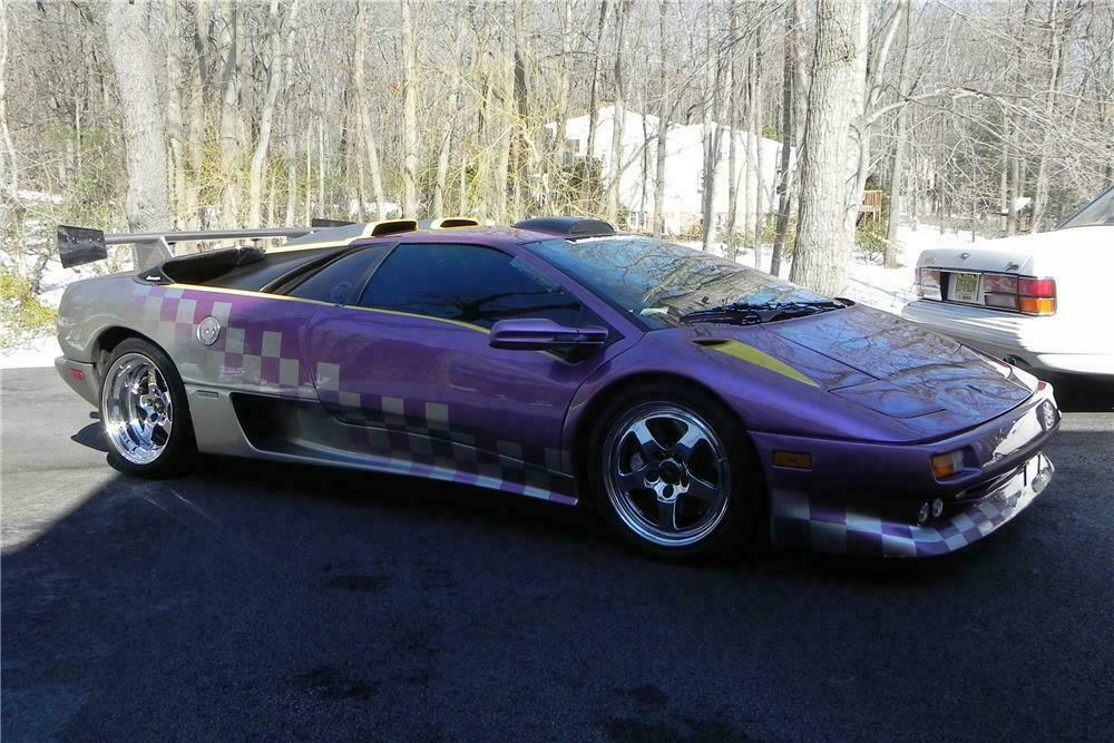 1991 Lamborghini Diablo 2 Door Custom Coupe