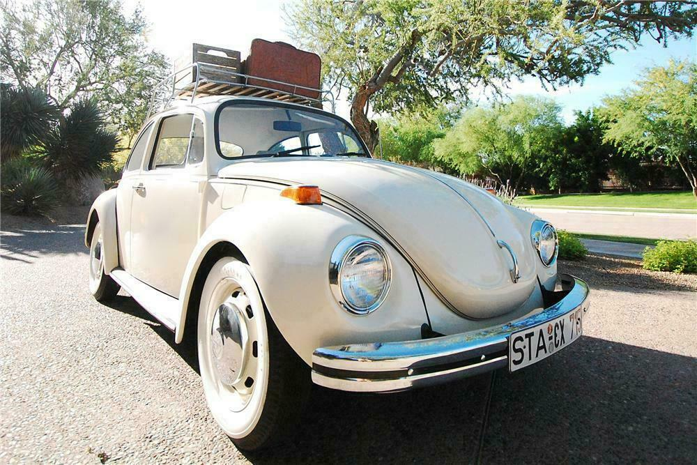 volkswagen super beetle  door