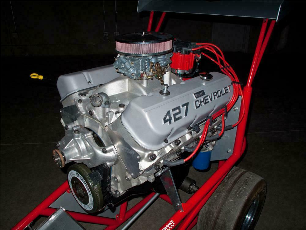 2008 GM PERFORMANCE PARTS ANNIVERSARY EDITION 427 ENGINE & OW