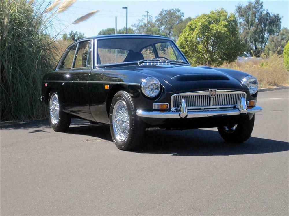 1969 MG MGC GT 2 DOOR COUPE