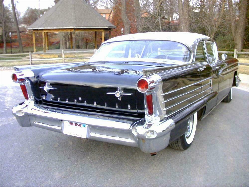 1958 OLDSMOBILE SUPER 88 4 DOOR SEDAN