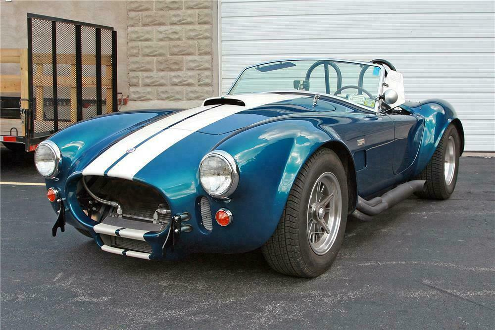 1967 SHELBY COBRA ROADSTER RE-CREATION
