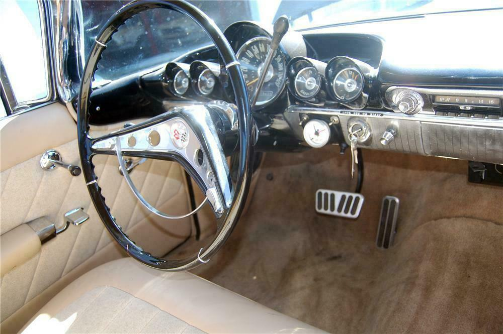 1959 CHEVROLET IMPALA CUSTOM 2 DOOR HARDTOP