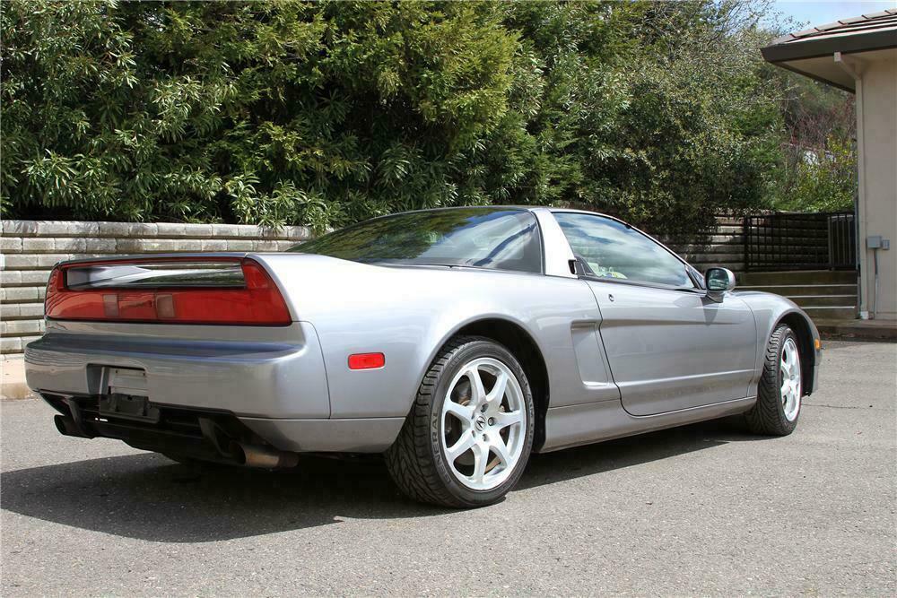 2001 Acura Nsx T Targa