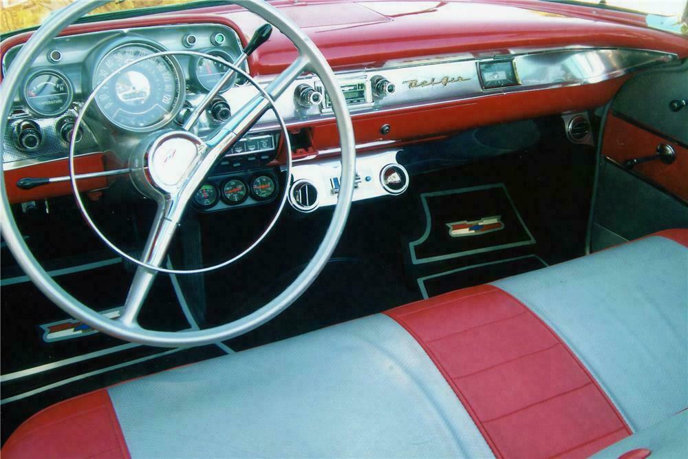 1957 Chevrolet Bel Air Custom Convertible