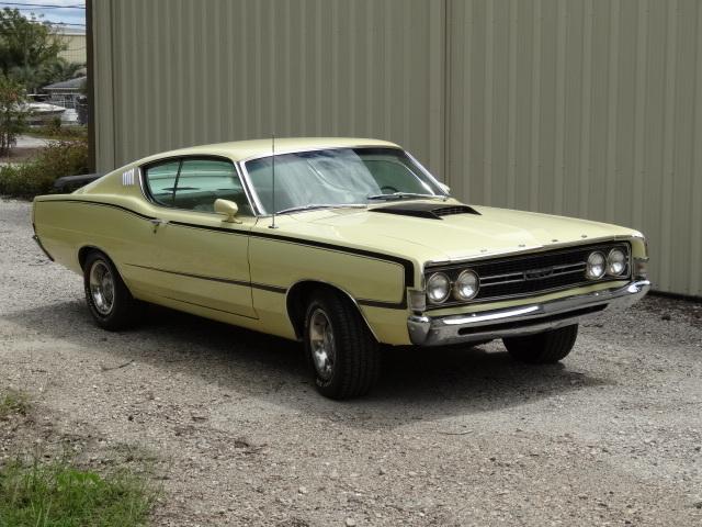 1968 FORD GT TORINO FASTBACK
