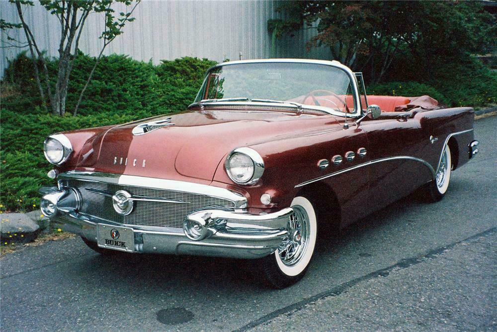 1956 BUICK SUPER 56-C CONVERTIBLE