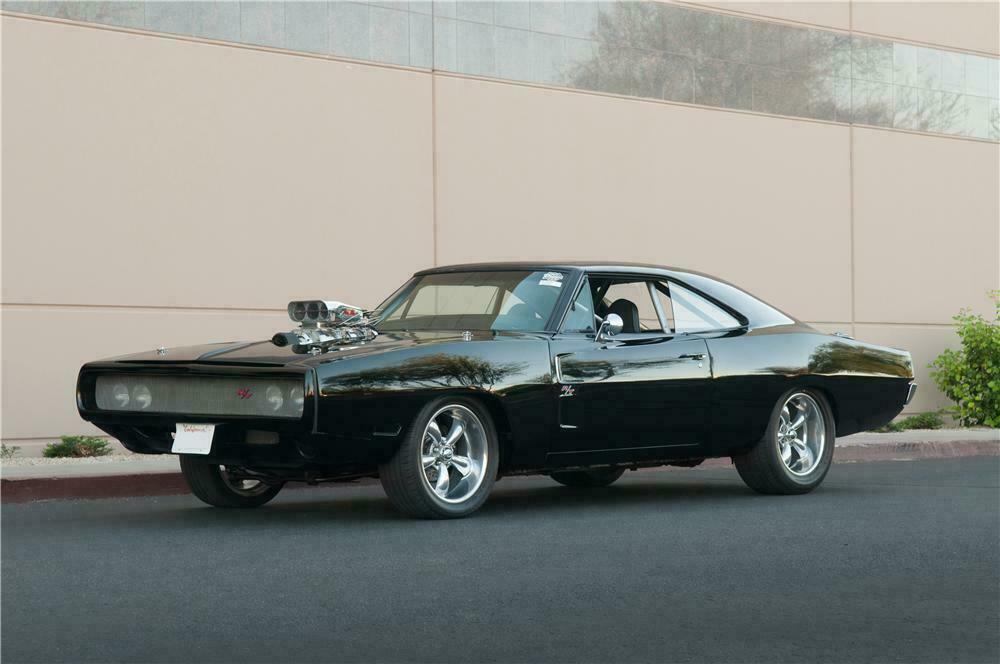 1969 Dodge Charger Custom 2 Door Coupe