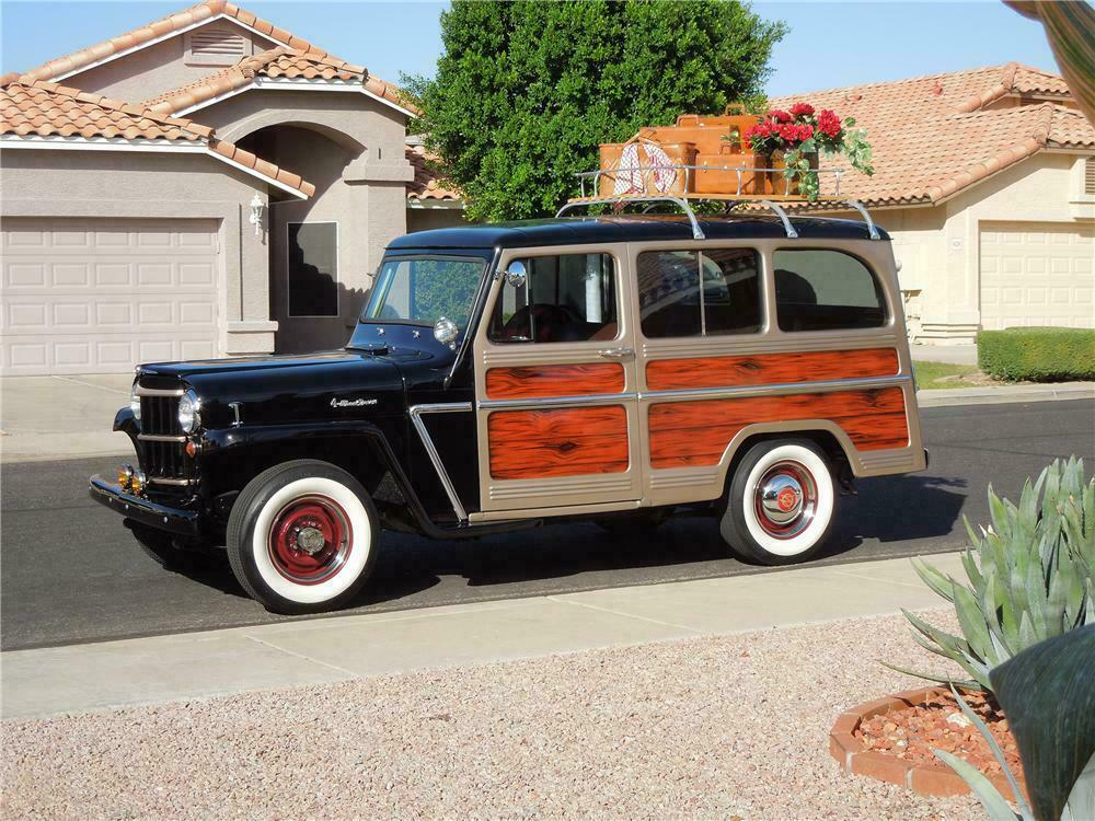 1964 WILLYS JEEP STATION WAGON