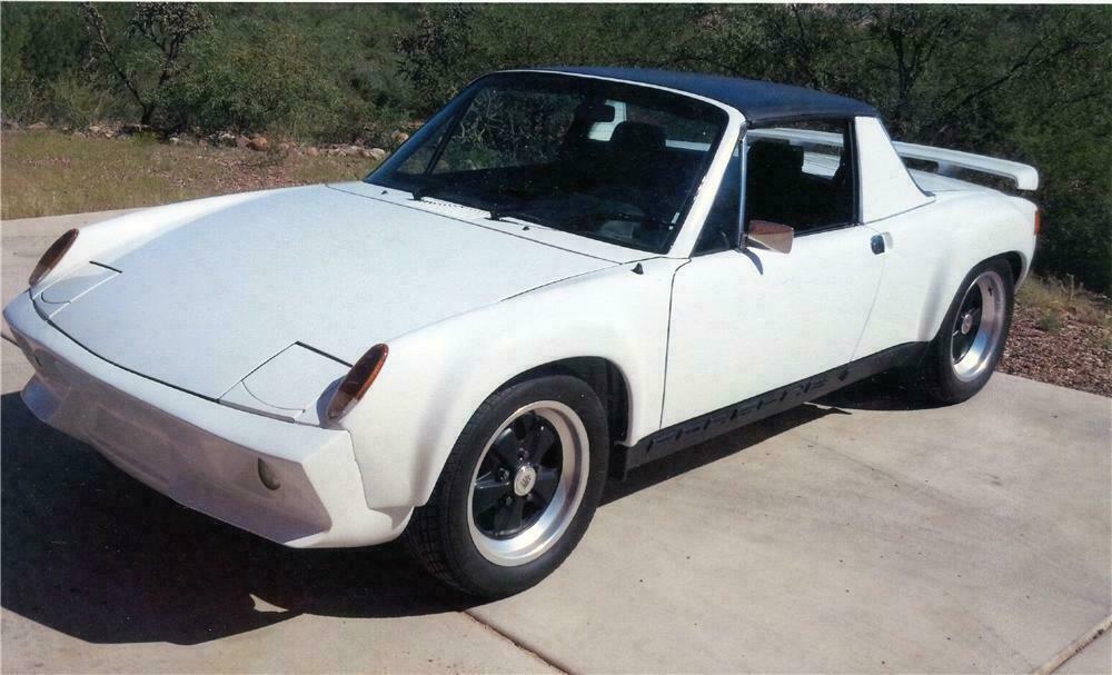 Porsche North Scottsdale >> 1971 PORSCHE 914 2 DOOR