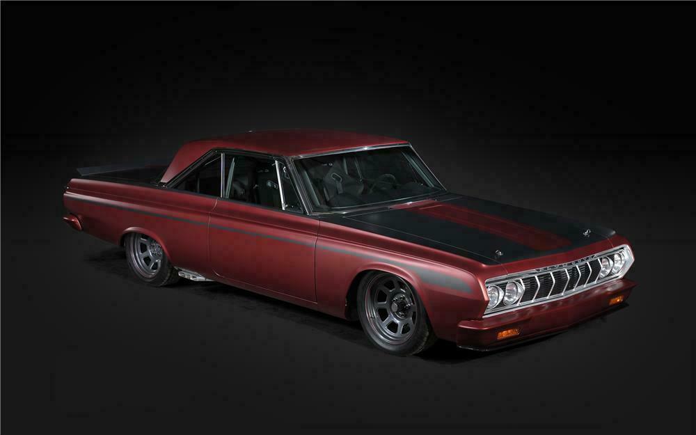 1964 Plymouth Belvedere Custom 2 Door Hardtop