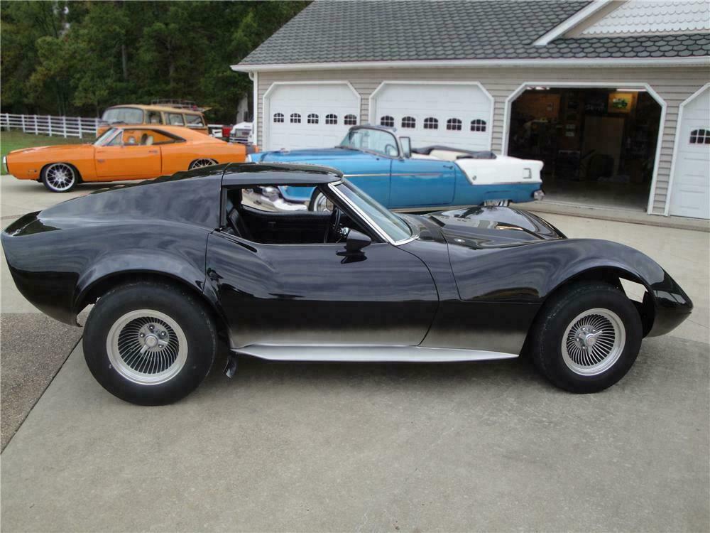 1968 mako shark corvette