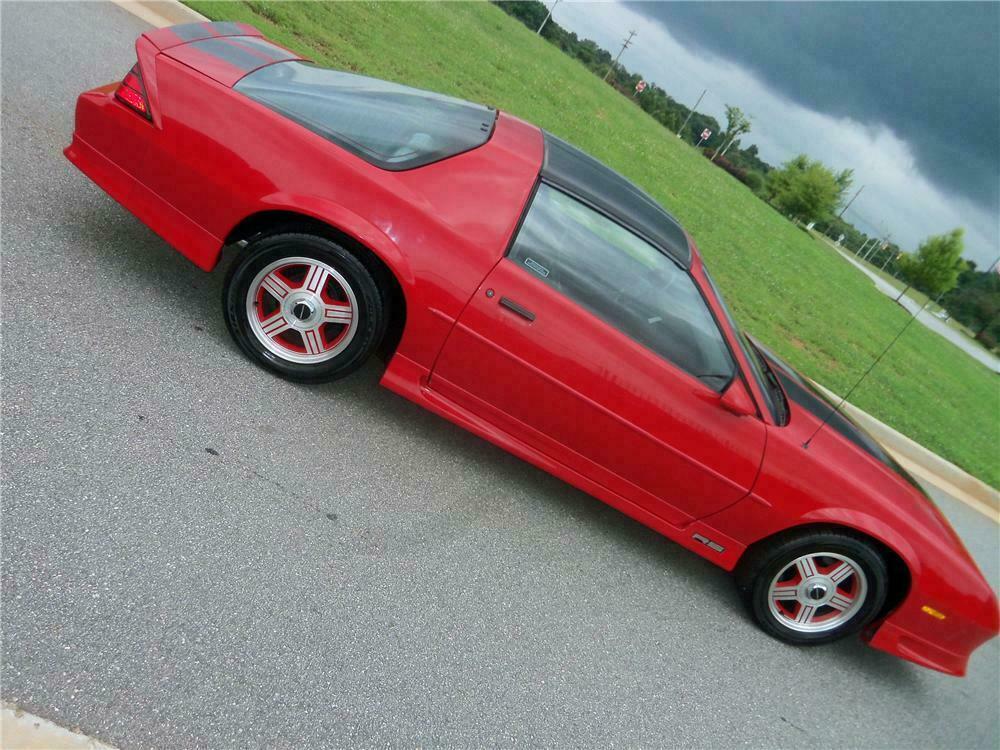 1992 CHEVROLET CAMARO RS 2 DOOR COUPE