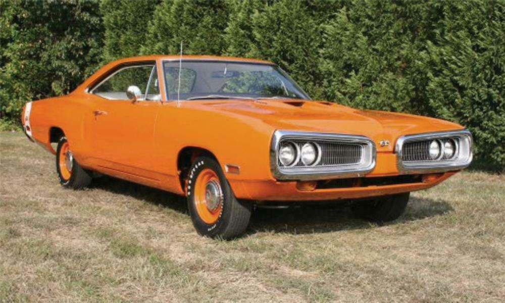 1970 DODGE SUPER BEE 2 DOOR HARDTOP -