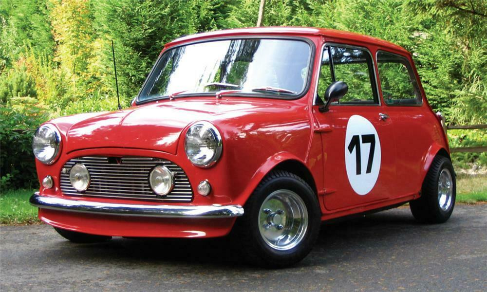 Mini North Scottsdale >> 1964 AUSTIN MINI COOPER S 2 DOOR HARDTOP