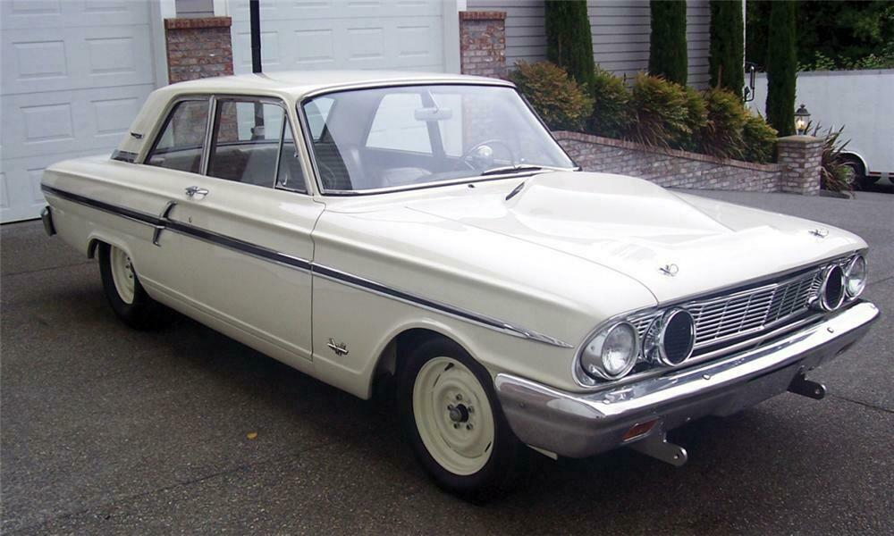 1964 FORD THUNDERBOLT 2 DOOR HARDTOP -