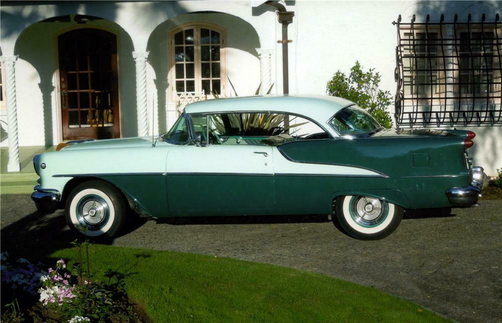 1955 OLDSMOBILE SUPER 88 2 DOOR HARDTOP