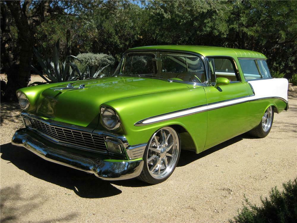 1956 Chevrolet Nomad Custom Wagon