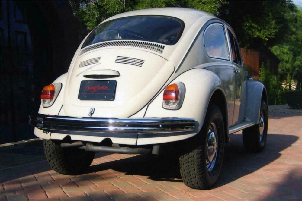 1970 VOLKSWAGEN BEETLE CUSTOM BAJA CONVERSION
