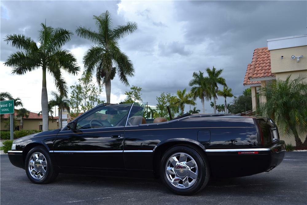 1995 cadillac eldorado convertible 1995 cadillac eldorado convertible