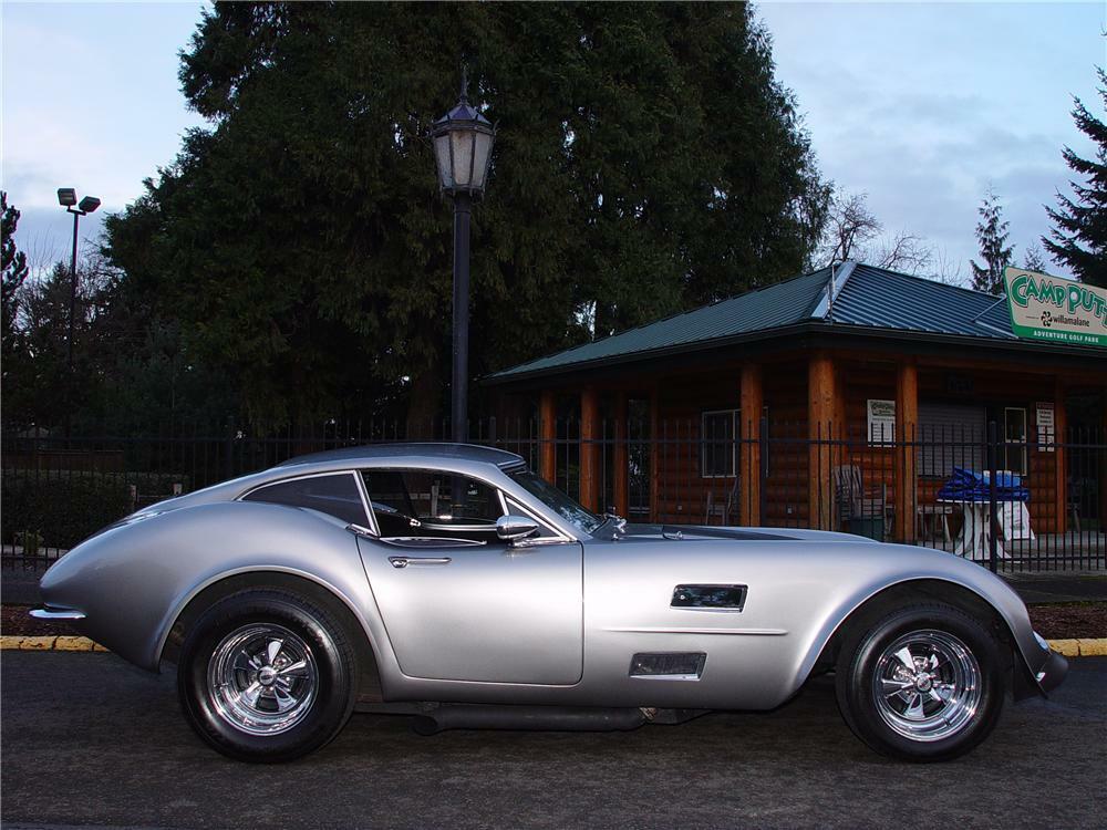 1967 Kellison Astra 2 Door Coupe