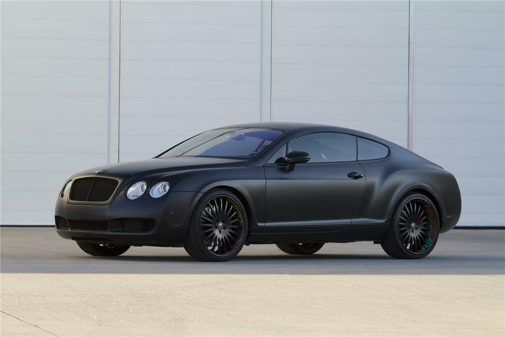 2005 Bentley Continental Gt Custom 2 Door Coupe