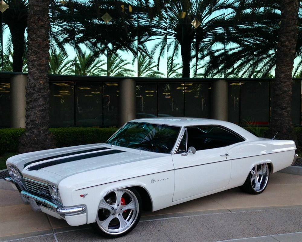 Kelebihan Impala 66 Spesifikasi
