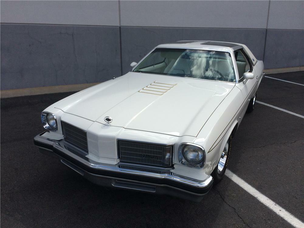 1975 OLDSMOBILE CUTLASS 442 2 DOOR COUPE