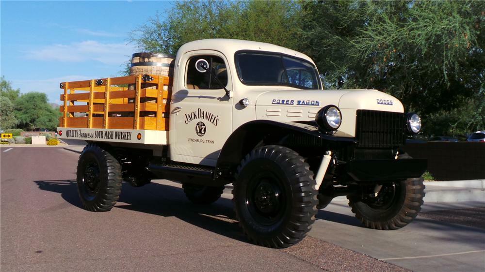 1949 Dodge Power Wagon Custom Pickup