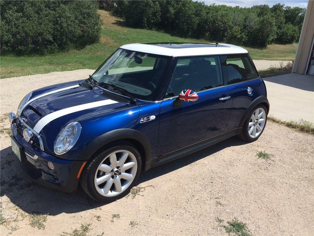 Mini North Scottsdale >> 2004 BMW MINI COOPER S JOHN COOPER WORKS
